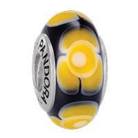 Pandora Zilver Murano glas 79641