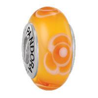 Pandora Zilver Murano glas 79645