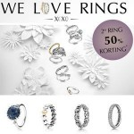Pandora We Love Rings