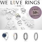 Pandora We Love Rings